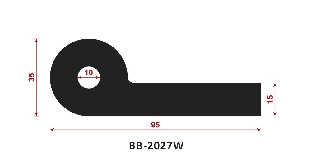 uszczelka typu P BB-2027W