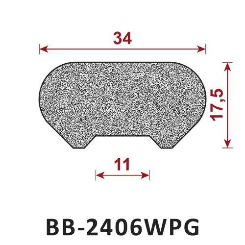 BB-2406WPG