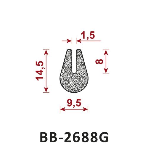 uszczelka BB-2688G
