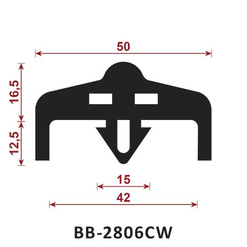 uszczelka do palet BB-2806CW