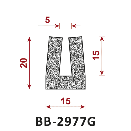uszczelka BB-2977G