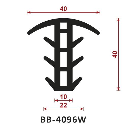 uszczelka do dylatacji BB-4096W