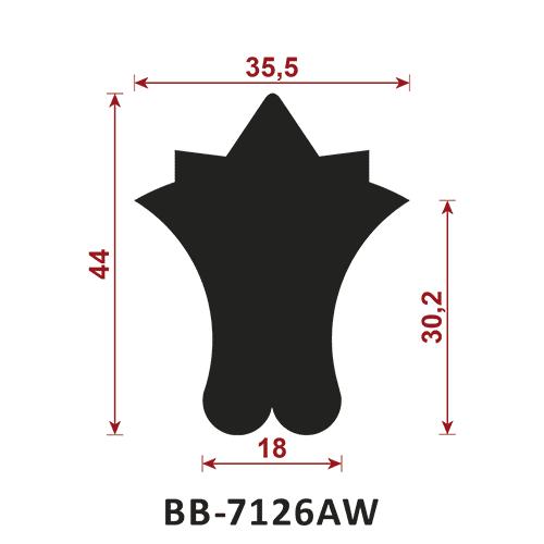 uszczelka do rynien i kanalizacji BB-7126AW