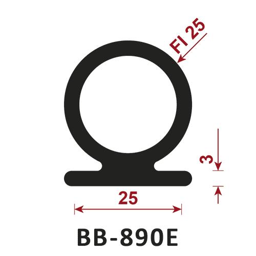 uszczelka pvc BB-890E