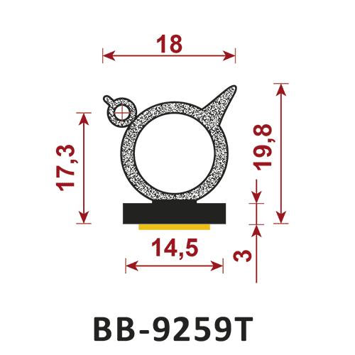 BB-9259T