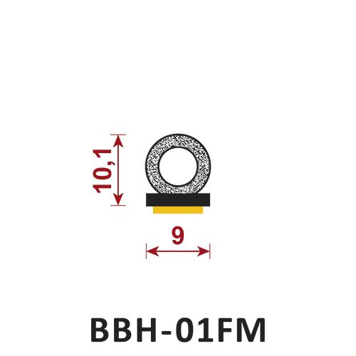 uszczelka wielofunkcyjna BBH-01FM