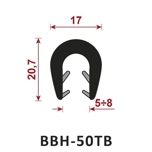 uszczelka wielofunkcyjna BBH-50TB
