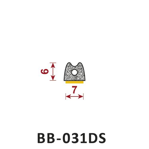 uszczelka samoprzylepna BB-031DS