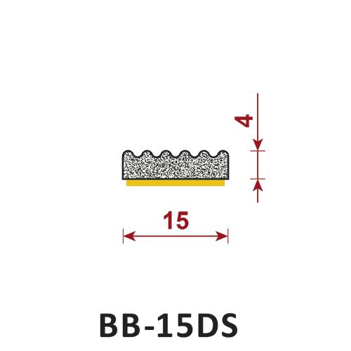 uszczelka samoprzylepna BB-15DS