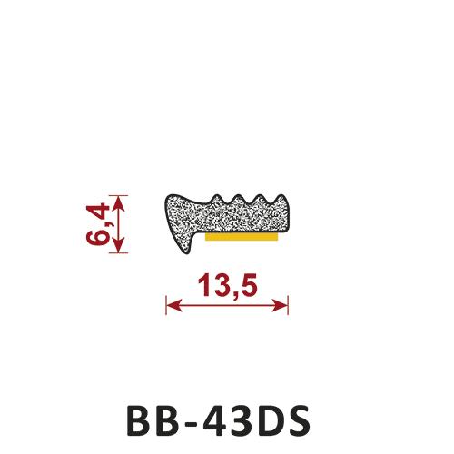 uszczelka samoprzylepna BB-43DS