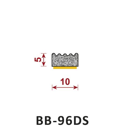 uszczelka samoprzylepna BB-96DS