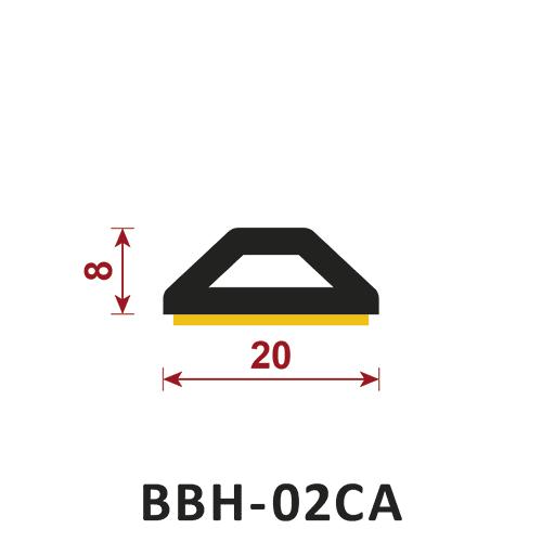 uszczelka samoprzylepna BBH-02CA