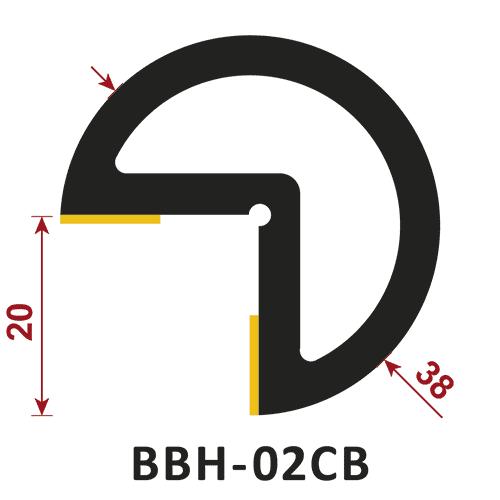uszczelka samoprzylepna BBH-02CB