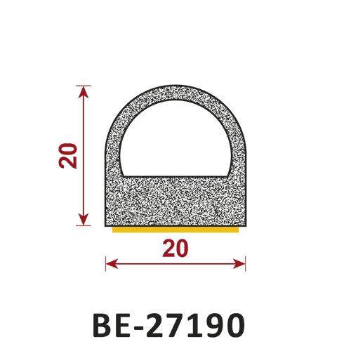 uszczelka samoprzylepna BE-27190